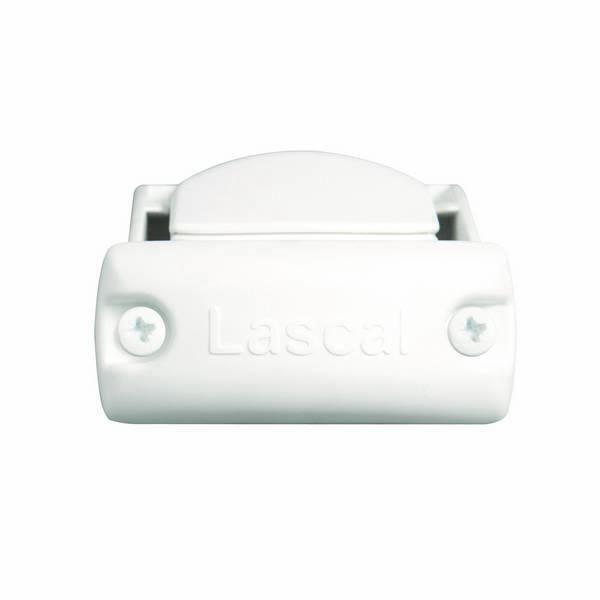 Lascal - Kit fixation rampe boîtier Blanc