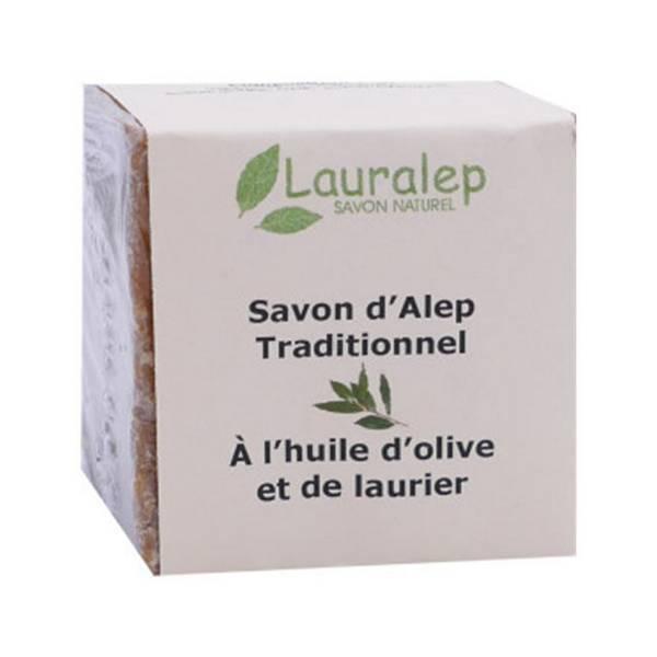 Lauralep - Savon d'Alep traditionnel 200g