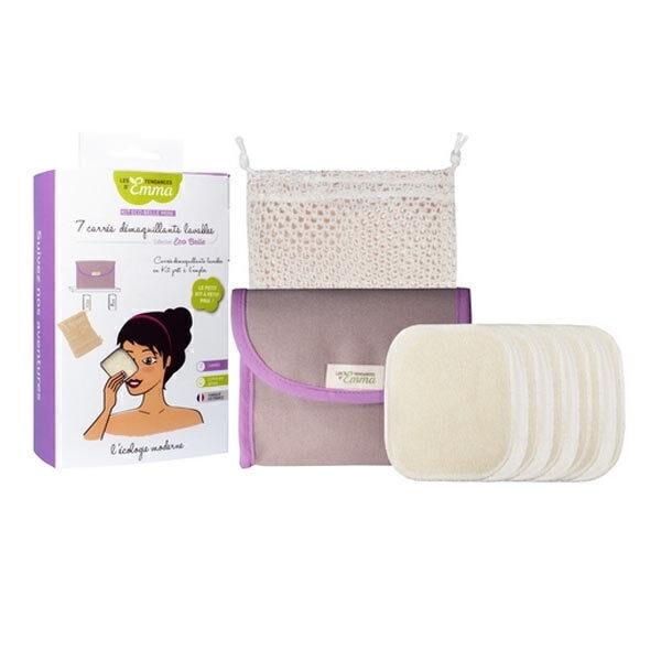 Les Tendances d'Emma - Kit Eco Belle mini coton bio biface