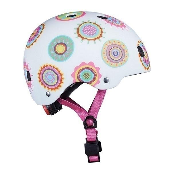 Micro - Casque enfant vélo et trottinette Doodle Dots M