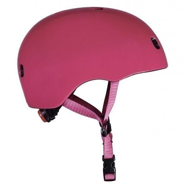 Micro - Casque enfant vélo et trottinette Framboise S