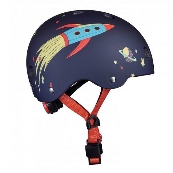 Micro - Casque enfant vélo et trottinette Rocket M