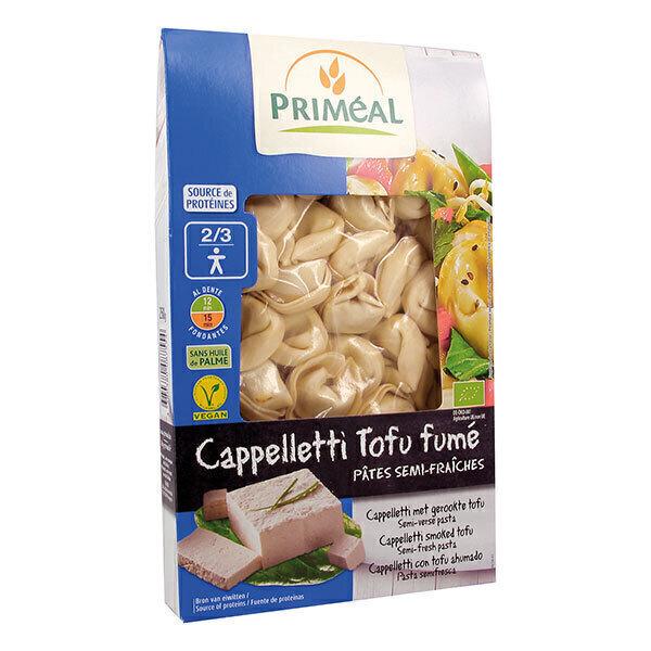 Priméal - Cappelletti tofu fumé 250g