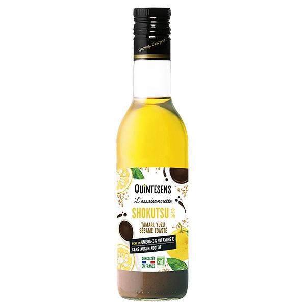Quintesens - Vinaigrette Assaisonnette Shokutsu 36cl
