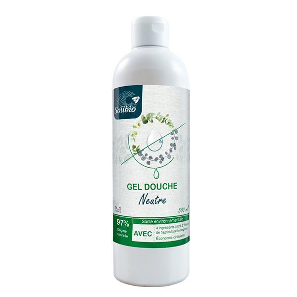 Solibio - Gel douche 3 ingrédients 500ml