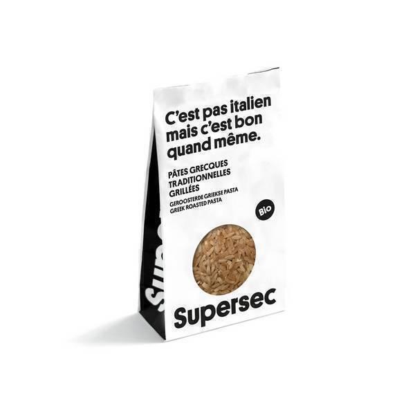 Supersec - Pâtes grecques risoni 350g