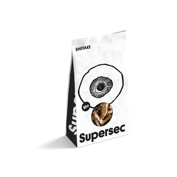 Supersec - Shiitake 30g