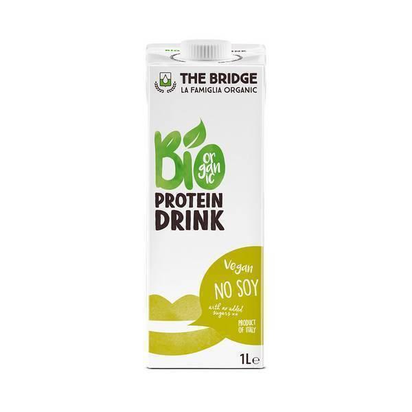 The Bridge - Boisson végétale protéine 1L