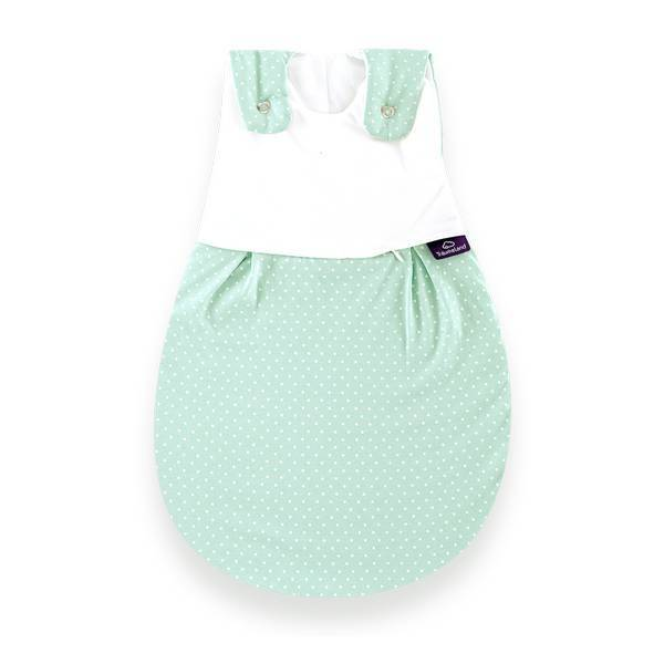 Träumeland - Gigoteuse Little dots Mint 2-3 mois