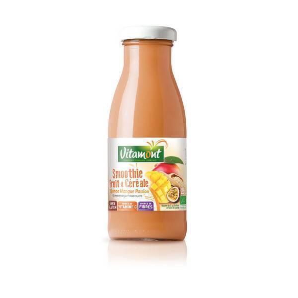 Vitamont - Smoothie quinoa mangue passion 25cl