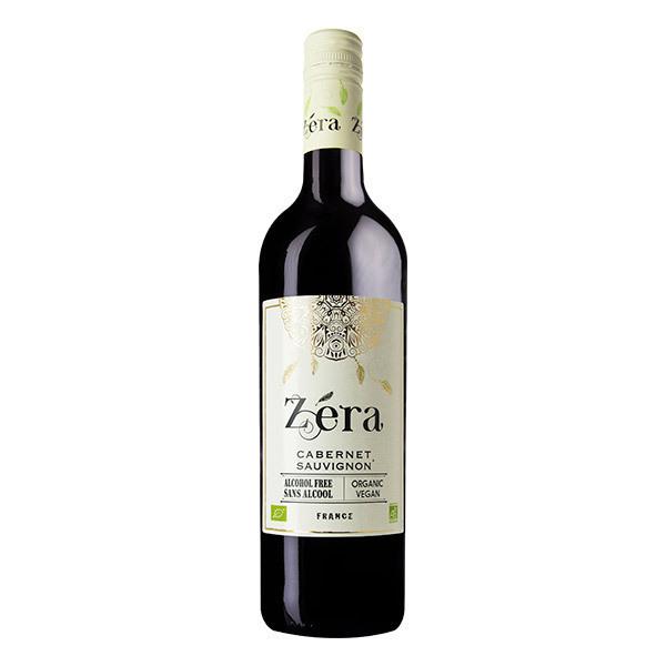 Zéra - Boisson sans alcool Cabernet Sauvignon Bio 750ml