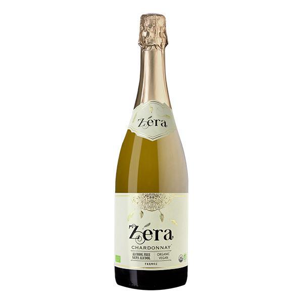 Zéra - Boisson sans alcool pétillante Chardonnay 75cl