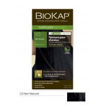 Biokap - Coloration Nutricolor Rapid 1.0 Noir naturel 135ml