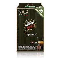 Caffé Vergnano - Capsules Bio Espresso arabica X10 50g