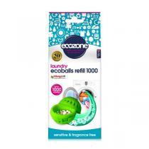 Ecozone - Recharge Balle de lavage Ecoballs peaux sensible