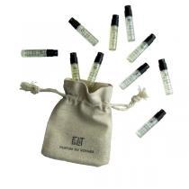 Fiilit Parfum - Lot de 9 échantillons eaux de parfum 9X1,5ml