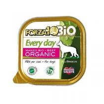 Forza 10 Bio - Pâtée pour chien bio barquette Poulet 150g