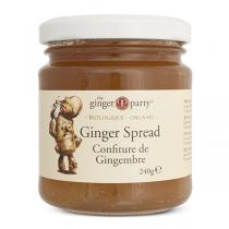 Ginger People - Confiture de gingembre 240g