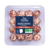 Lait Plaisirs - Bouchées apéritives tomates provençale 96g
