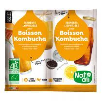 Natali - Ferment pour boisson kombucha - 2 x 5g
