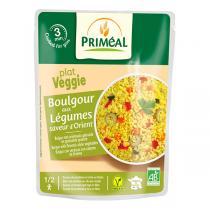 Priméal - Boulgour aux légumes saveurs d'orient 250g