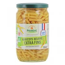 Priméal - Haricots beurre extra fins 720ml