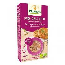 Priméal - Mix' galettes petit épeautre & soja 250g