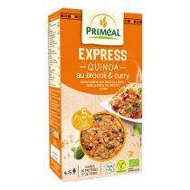 Priméal - Quinoa express cuisiné au curry 250g