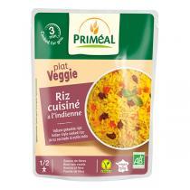 Priméal - Riz cuisiné à l'indienne 220g