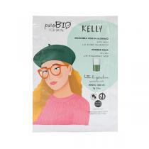 PuroBIO Cosmetics - Masque poudre peaux sèches Spiruline 13g