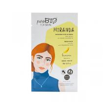 PuroBIO Cosmetics - Masque peaux grasses Banane 10ml