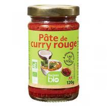 Racine Bio - Pâte de Curry rouge 120g