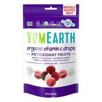 YumEarth - Bonbons Drops anti oxyfruits