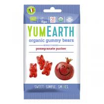 YumEarth - Bonbons Oursons Grenade 50g