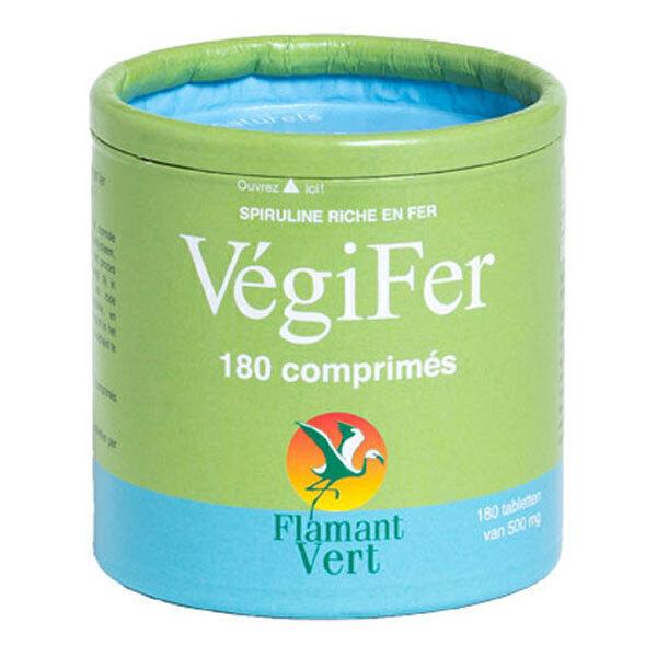 Flamant Vert - Vegifer x 180 comprimes de 500mg