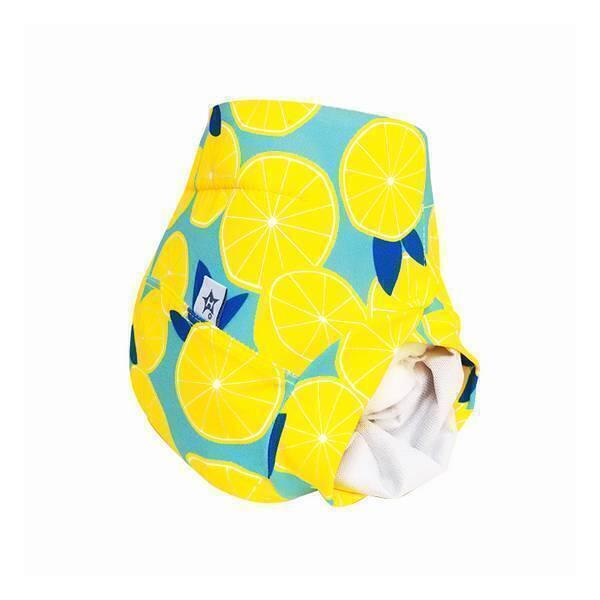 Hamac - Couche lavable Citronnade - Taille M