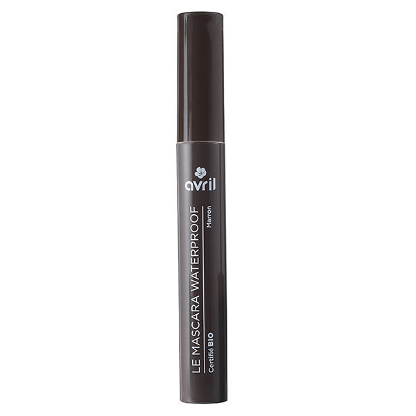 Avril - Mascara waterproof marron 10ml