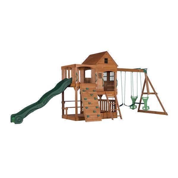 Backyard Discovery - Aire de jeux Hill Crest