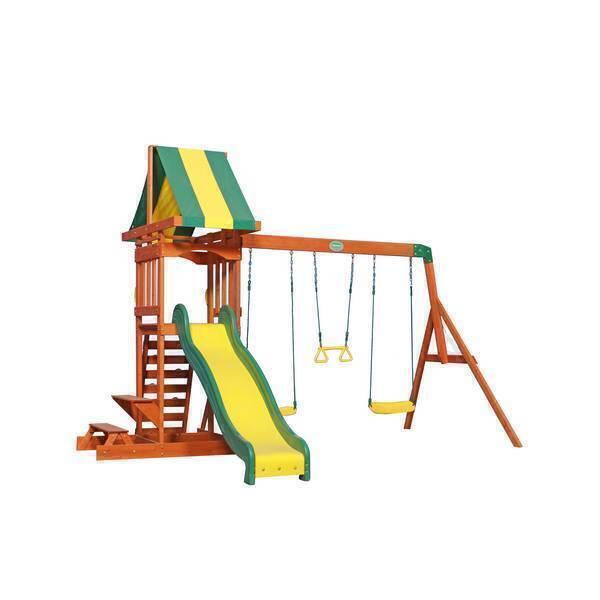 Backyard Discovery - Aire de jeux Sunnydale