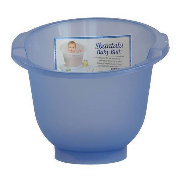 Popolini - Baignoire Shantala - Bleue