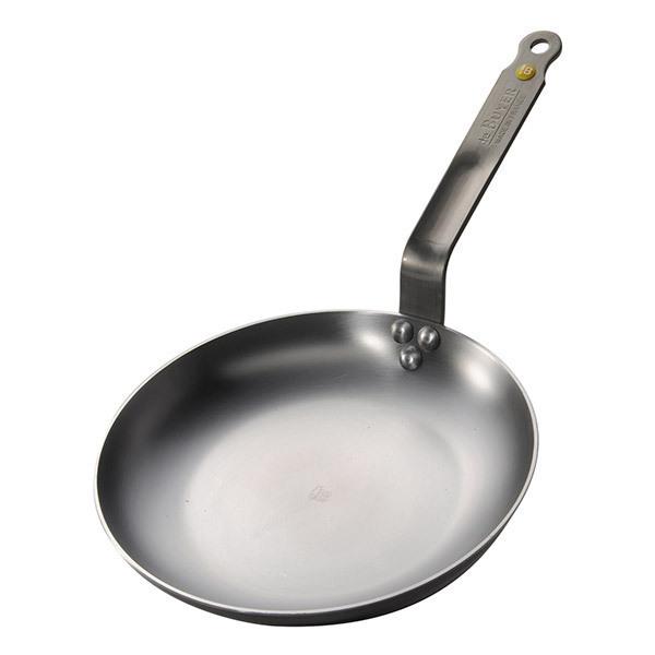 de Buyer - Poêle à omelette Minéral B 24 cm