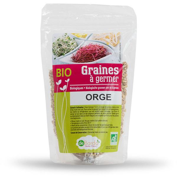 Debardo - Graines à germer orge Bio 200g