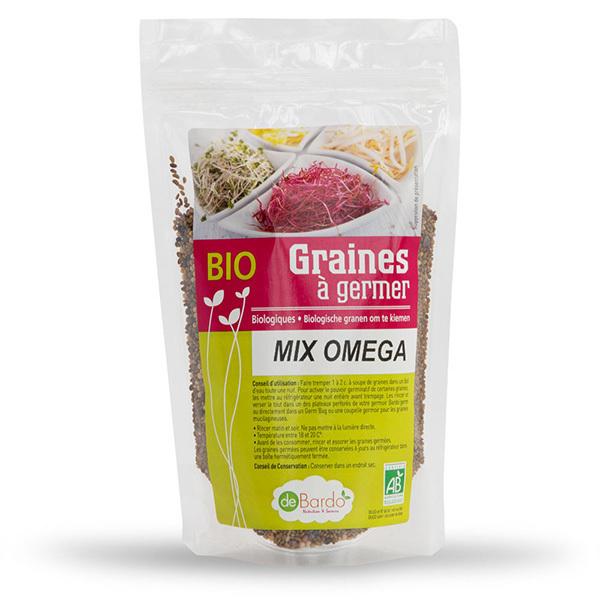 Debardo - Mix graines à germer omega 200g