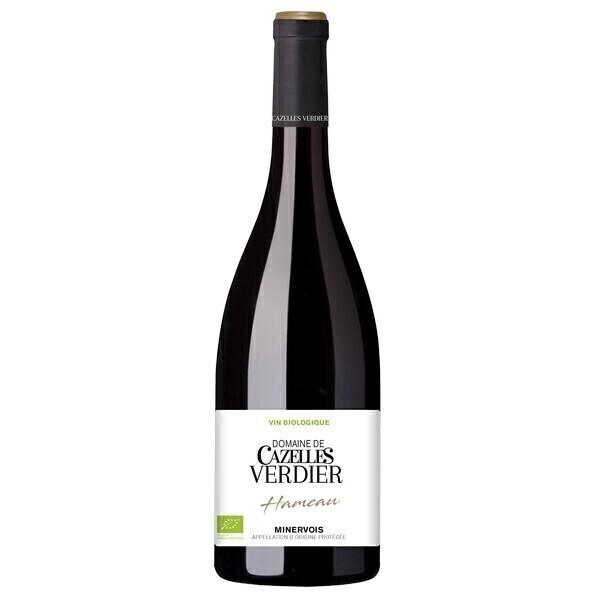 Domaine Cazelles Verdier - Le Hameau - AOP Minervois - Rouge 75cl
