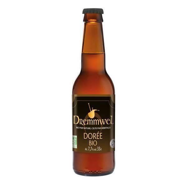 Dremmwel - Bière dorée 33cl