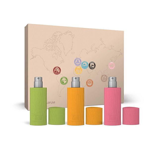 Fiilit Parfum - Coffret Collector de 3 parfums 3X11ml