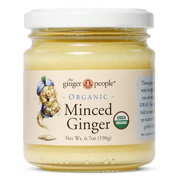 Ginger People - Purée de gingembre 190g