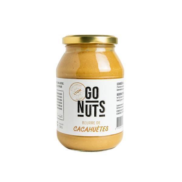 Go Nuts - Beurre de cacahuètes 500g