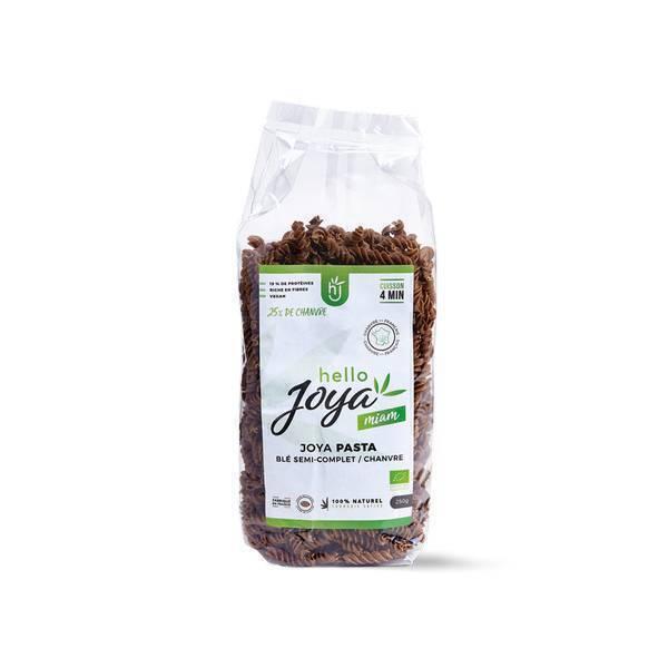 Hello Joya - Pâtes Blé Semi-complet au Chanvre 250g