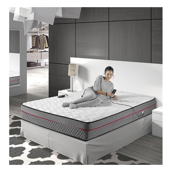 IKYS - Matelas massant chauffant 160x190 cm